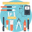 Technical Services Tools Icon
