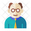 Professor Teacher Avatar Icon