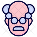 Professor Doctor Scientist Icon