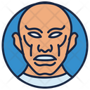 Professor X X Man Zombie Icon