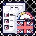 Proficiency English Test Icon
