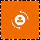 Profile Reload Refresh Icon