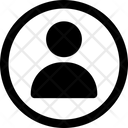 Profile Users User Icon