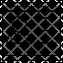 Profile Webpage Browser Icon