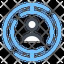 Profile User Decision Icon