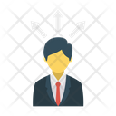 Profile Employee Avatar Icon