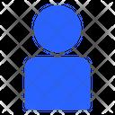 Profile Friend Contact Icon