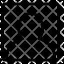 Profile Square Icon