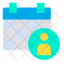 Profile Calendar Icon