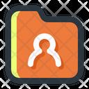 Profile Folder Customer Folder Profile Icon
