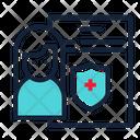 Insured Assured Detail Insurance Icon