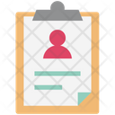 Profile Listing Icon