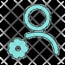 Admin User Edit Icon