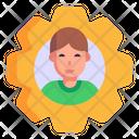 Profile Setting Profile Management User Preferences Icon