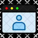 Profile Page Icon