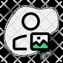 Profile Photo Icon