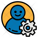 User Profile Edit Icon
