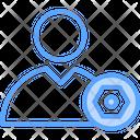 Profile Setting Profile Configuration User Settings Icon