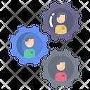 Profile Setting User Setting Account Setting Icon