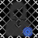 Profile Setting User Icon