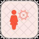 Profile Setting Icon