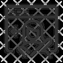 Profile Swipeleft Icon