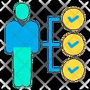 User Profile Tasks Icon