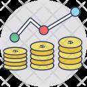 Profit Financial Benefit Icon