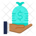 Profit Growth Business Icon