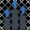 Business Profit Progress Icon