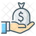 Profit Income Earnings Icon