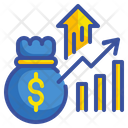 Profit Money Graph Icon