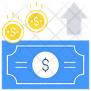 Profit Financial Growth Sales Growth Icon