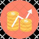 Profit Income Dollar Icon