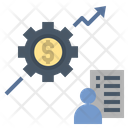 Profit Investment Business Icon