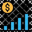 Profit Graph Bar Icon