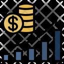 Profit Income Startup Icon