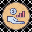 Mprofit Profit Analysis Icon