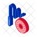 Carrot Stick Food Icon