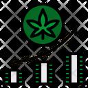 Marijuana Business Profit Icon