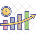 Business Growth Profit Growth Growth Icon