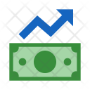 Profit Money Chart Icon