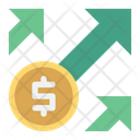 Currency Value High Icon