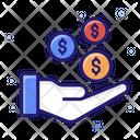 Profit Income Revenue Icon