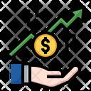 Profit Money Cash Icon