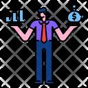 Profit Business Finance Icon