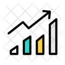 Profit Growth Chart Business Growth Icon