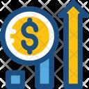 Profit Progress Promotion Icon