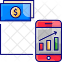 Growthm Profit Analysis Mobile Analysis Icon