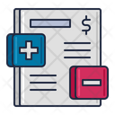 Profit And Lost Statement Icon